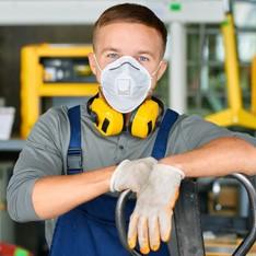 Ochrona dróg oddechowych